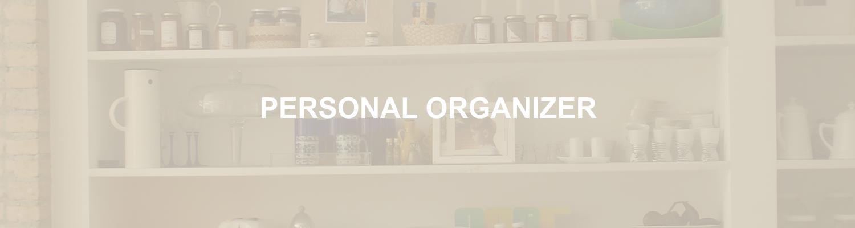 Trabalho de personal organizer