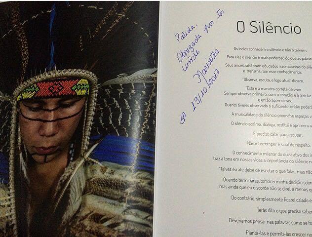 Livro Almas do Brasil de Maristela Giassi