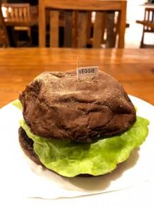 Hambúrguer em Juquehy
