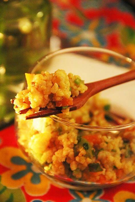 Salada de Canjiquinha