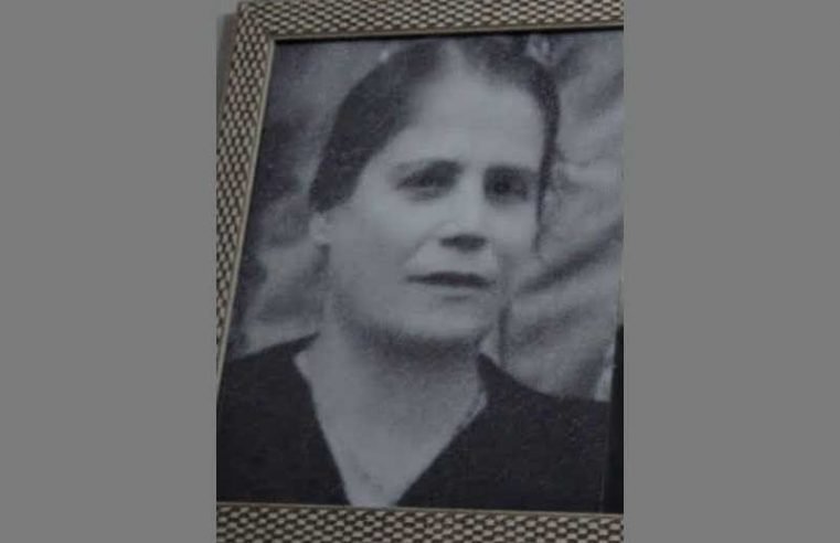 Minha avó libanesa